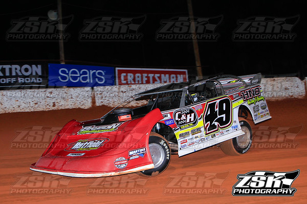 World of Outlaw Super Late Models