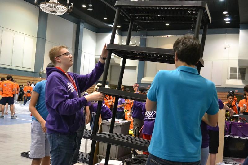 2016 FIRST Bayou Regional Robotics - Spectrum 3847 - 956