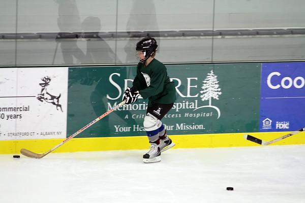 2011-01-17 WMYH - Practice