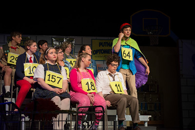 Spelling Bee Performance by Ohio University Lancaster
