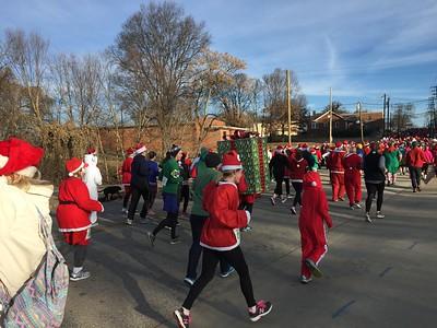 Santa Run 5k 12/16/17