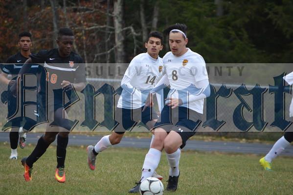 Fallsburg vs Dover Boys Soccer