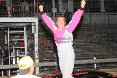 NALMS Late Model Special - 8-15-10