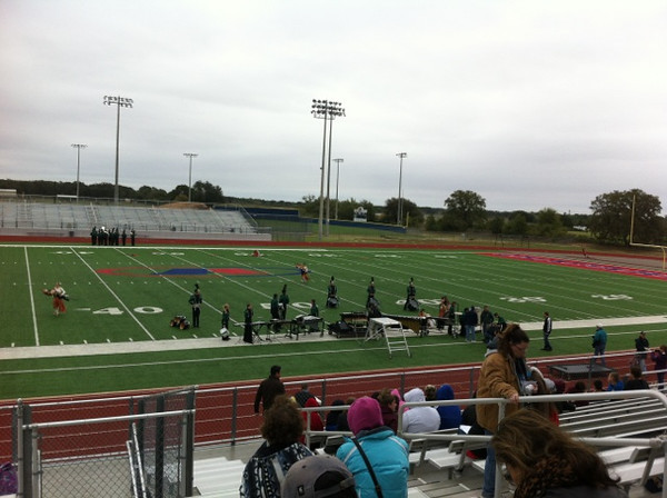 Marching Band Contests