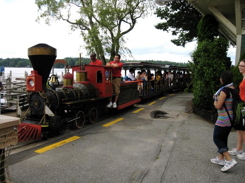 The Canobie Express.