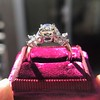 1.47ctw August Vintage Diamond Fancy Ring 17