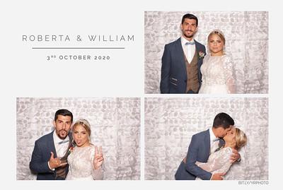 Roberta + William