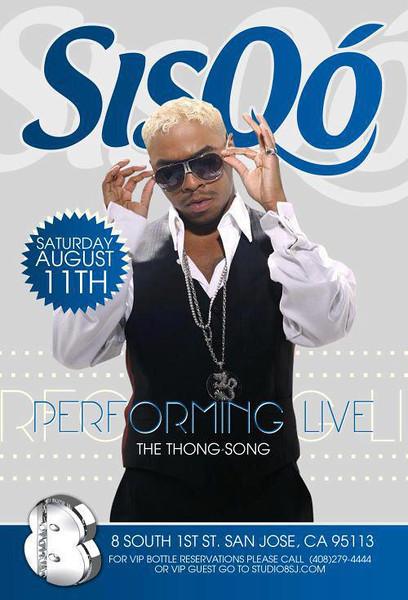 8/11 [Sisqo Live@Studio 8]
