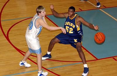 Kenston vs. Solon (12/5/2003)