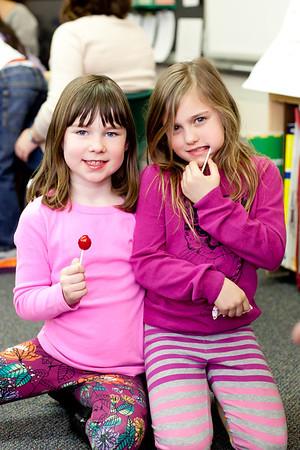 Ms. Perez 1st Grade Friendship Party