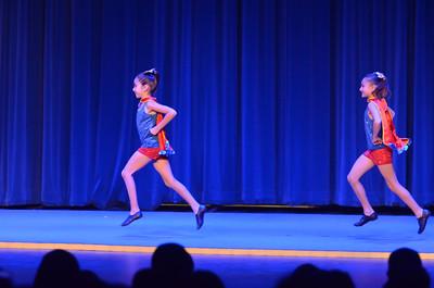 Fall Dance - Varsity Gymnastics