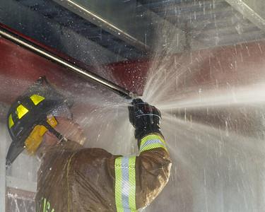 Sprinkler Training