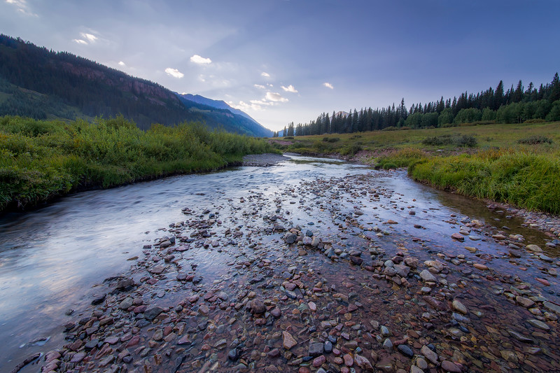 East River near Crested Butte