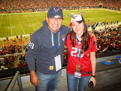 Texans Game 11-3-2013