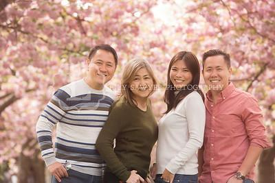 Wong Family Portrait