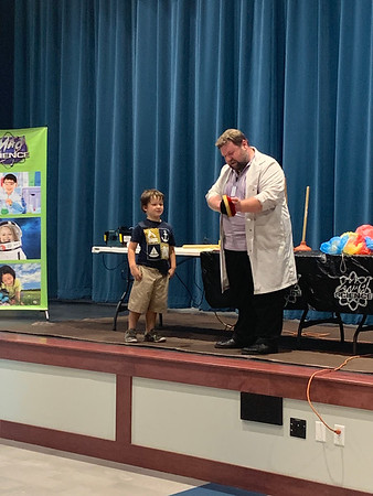 Mad Science Demonstration