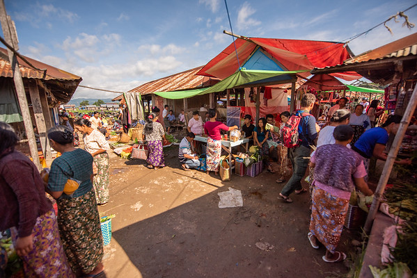 Inle Lake Food Culture