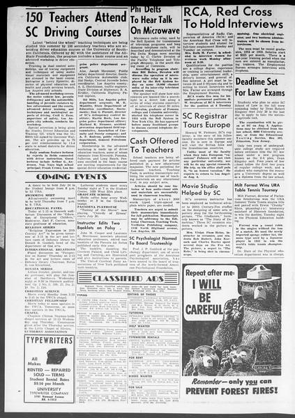 Summer News, Vol. 8, No. 9, July 20, 1953