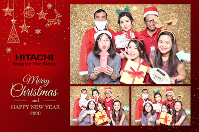 Event - Hitachi Christmas Party