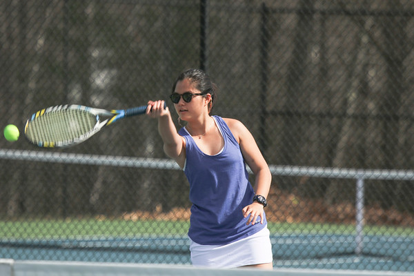 Girls' Varsity Tennis vs. New Hampton School | May 2
