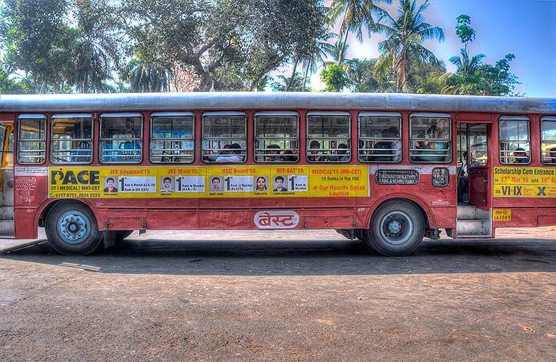 Local Bus in Mumbai