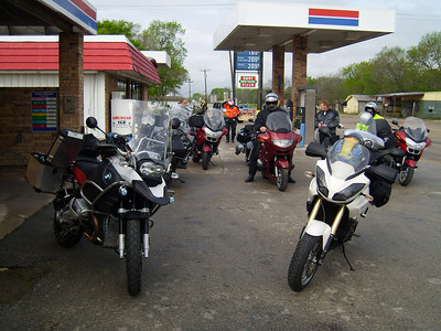 2009 BMW DFW TGIS Ride to Nacogdoches
