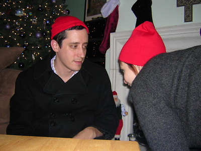 Christmas 2004 & New Year's Eve 2004