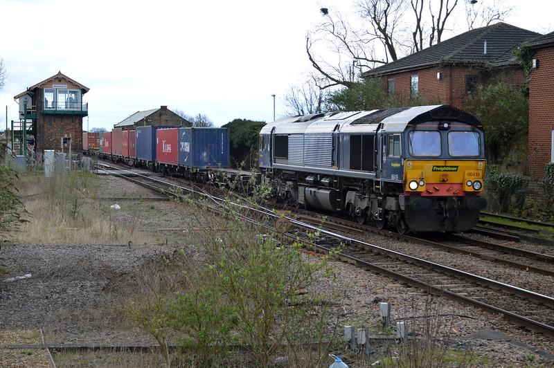 66419 1145/4M93 Felixstowe-Crewe.