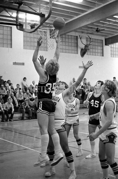 1982 Dutton vs Augusta Boys Basketball