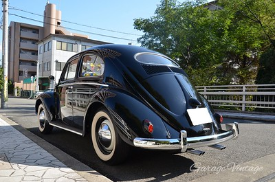 '55 Oval Window With Judson Supercharger