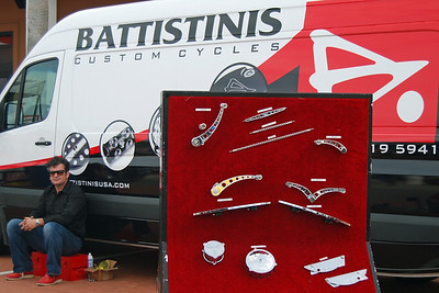 77: Battistinis Custom Cycles