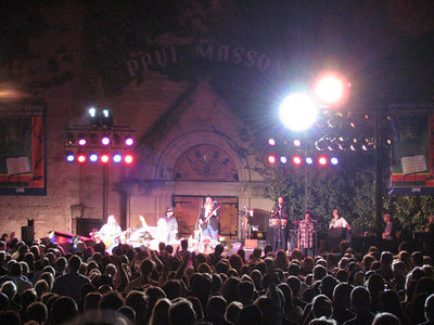 Willie Nelson & Family @ Saratoga Mountain Winery - August 8th, 2006