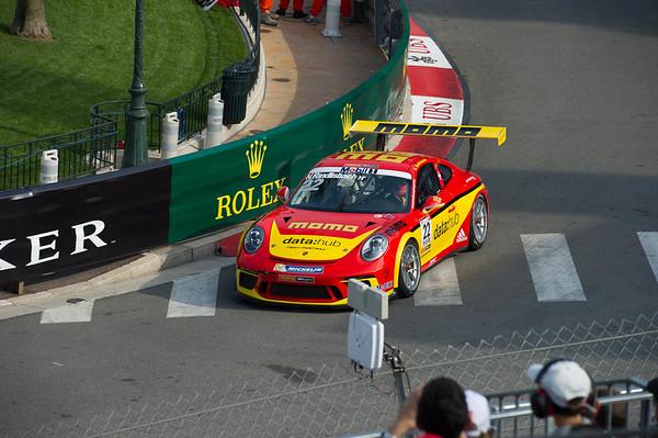 Porsche Super Cup Monaco 2017