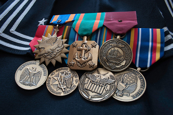 United States Navy Medals