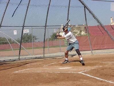 Elks Softball Team
