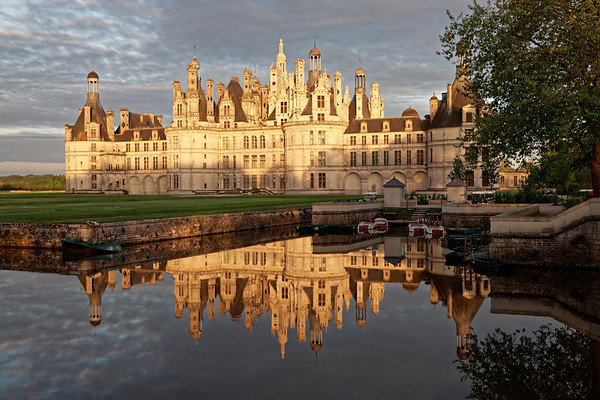 Chateau de Chambord - Le Cosson