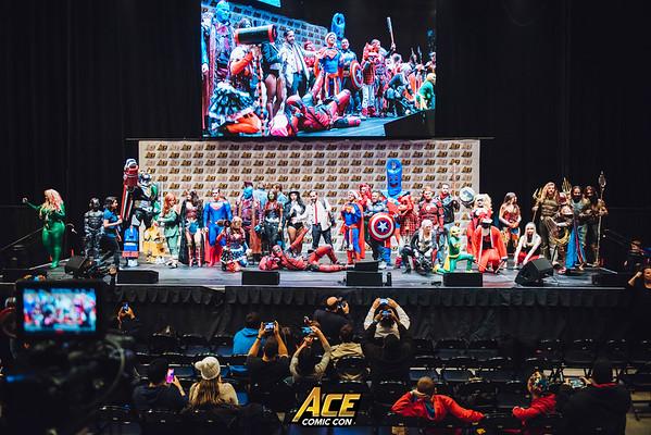 ACE Comic Con LI Day 2 2017