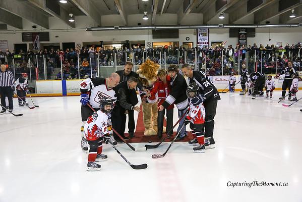 NHL Alumni Charity Hockey