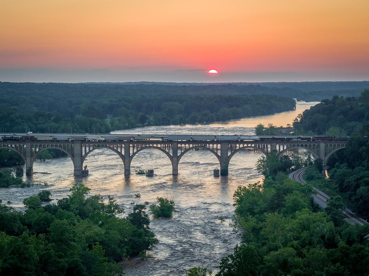 RVA Trains and Bridges