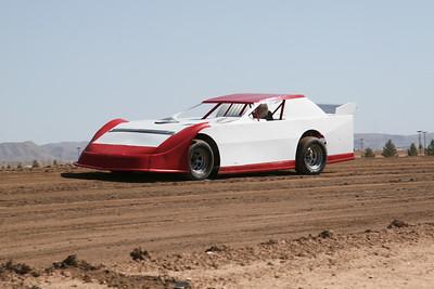 El Paso Speedway Park - February, 2010