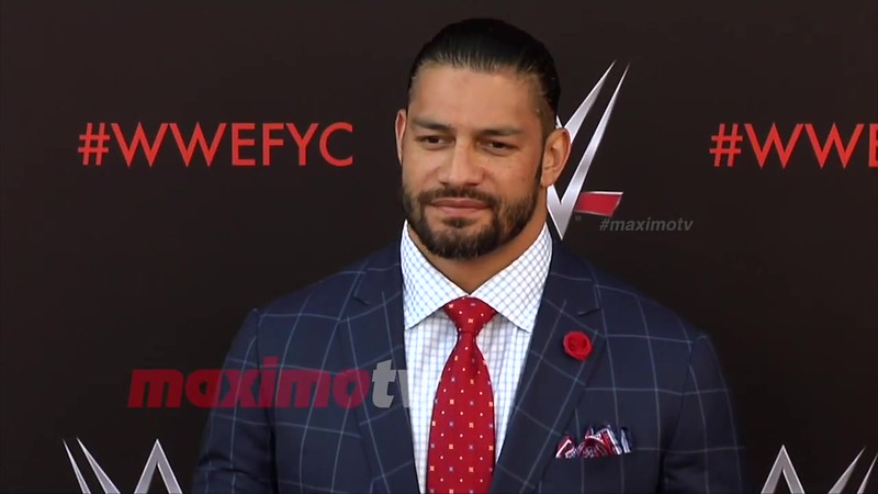 Roman Reigns WWE's First-Ever Emmy FYC Event Red Carpet 047.jpg