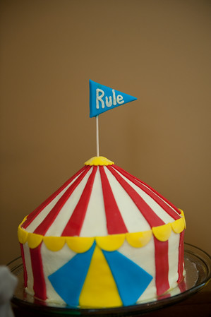 rule guidry, first birthday