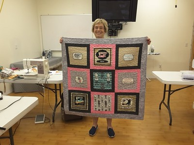 Our Sewing Quilt Banner
