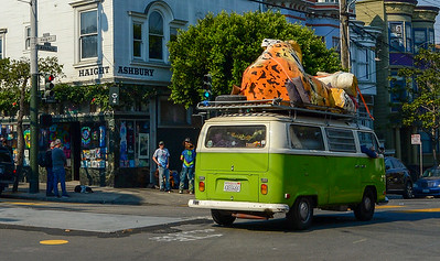 SF Street Scenes
