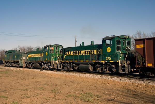Terminal & Industrial Railroads
