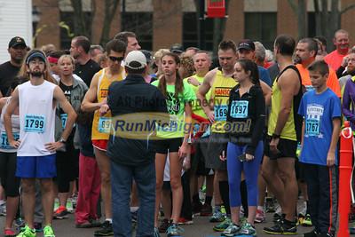 2013 Shelby Township Veterans Memorial Run