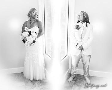 Leecho and Lildebbi Wedding Aug 26 2020
