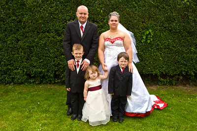 Lisa & Dean, Fishponds, Bristol