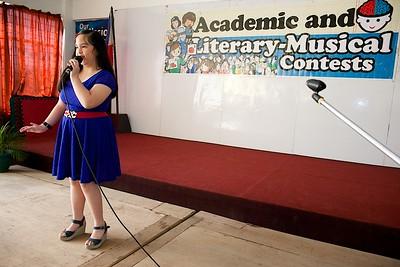 Grade School Literary Musical Contest SY 2014-2015