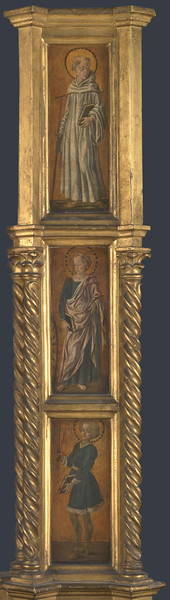 Right Pilaster of an Altarpiece